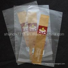 Plastic Printing Bread Packaging Bag