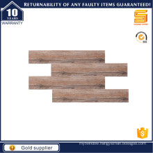 3D Ink-Jet Wood Grain Glazed Porcelain Ceramic Tile