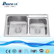 DS8245F philippines stainless steel kitchenwares parryware wash basin models