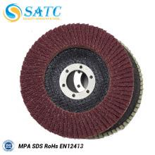 T27/T29 fiberglass flap disc