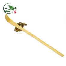 Handgemachte Bambusschaufel (Chashaku) für Matcha / Grünteepulver