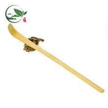 Cuchara de bambú hecha a mano (Chashaku) para Matcha / Polvo de té verde