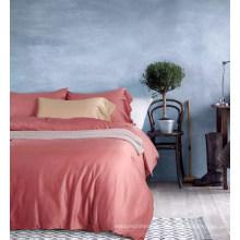 Tecido têxtil doméstico tecido sólido escovado 280cm de largura tecido de 70gsm-90gsm