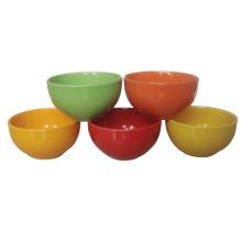 Bols de céréales aux couleurs unies (TM612046)