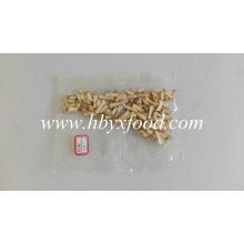 8 * 8mm grânulos desidratados de Shiitake