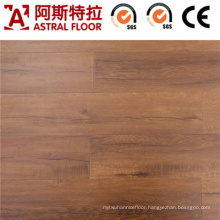 Handscraped Grain Laminate Flooring (AS0007-17)