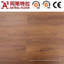 Handscraped Grain Laminate Flooring (AS0007-17)