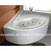 LED Lights Luxuary Comfortable Sanitary Ware Jacuzzi&Massage Bathtubs (JL820)
