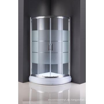 Einfache Dusche Glasschiebetür