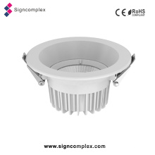 100-240V montaje superficial COB 4 pulgadas LED Downlights 12W LED techo