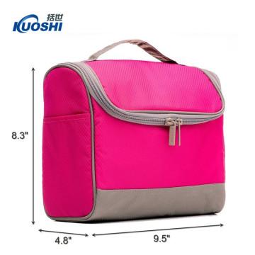 Hot popular pink cosmetic bag