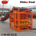 Qtj4-26c Automatic Cement Block Shaping Machine