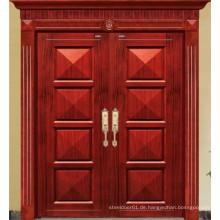 Doppeltür im klassischen Stil