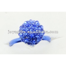 Wholesale 2014 fashion jewellery shamballa rings fashion jewellery shamballa rings