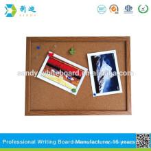 MDF bordure unique en liège pour décoration