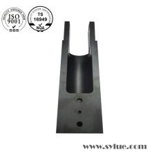 Pièces de perçage CNC à forage en acier et bobinage