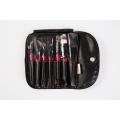 7PCS Top Quality Goat Hair Professional Makeup Brushes Set