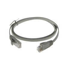 Cable de Ethernet de alta velocidad rj45 cat5e utp plana