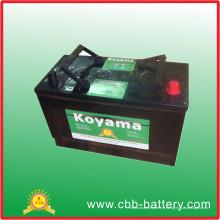 2015 Koyama South Africa a scellé la batterie des véhicules à moteur 674-12V90ah de Mf