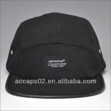 Sombrero de 5 paneles de alta calidad
