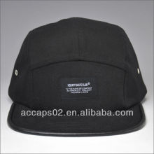 high quality 5 panel hat