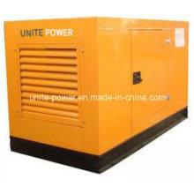 60Hz 200kVA / 160kw Yuchai Motor schalldichter elektrischer Generator
