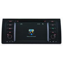 Car DVD Player para BMW 5 / E39 Navegação GPS com iPod