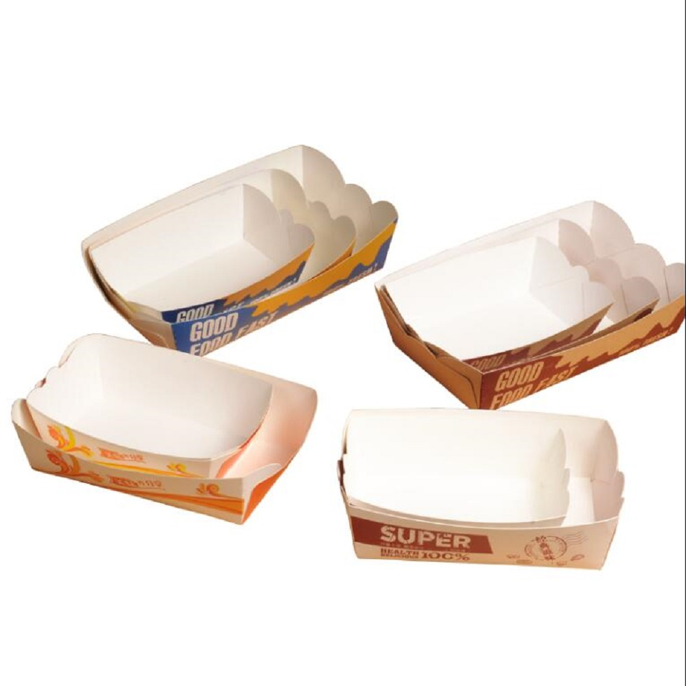 Food packaging cartons snack boxes