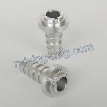 \CNC Turning Machining Aluminum Nozzle for Spraying Machine