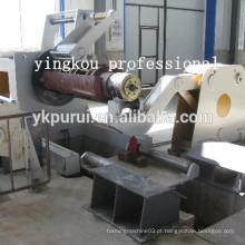 Linha de produção de tambor de aço 200L-220L / 55gallon