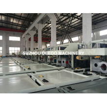 Plastic PVC Pipe Socketing Machine