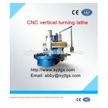 Usado CNC torneamento vertical torno preço para venda quente em estoque