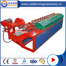 Metal Roll-Up Door Frame Making Machine