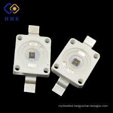 Shenzhen HHE 3W high power smd 7060 led 850nm ir for CCTV Camera