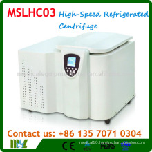 MSLHC03 Table-Type Large-Capacity High-Speed Refrigerated Centrifuge/refrigerated centrifuge machine