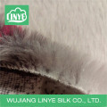 customized plush and soft faux fur throw blanket