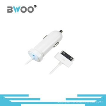 2016 Chargeur de voiture USB nouvellement conçu avec câble de données USB