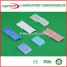 Cassete de incorporação de plástico Henso