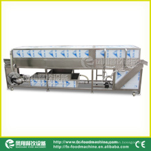 Automatic Top & Bottom Spray Whole Fruit and Vegetable Washing Machine