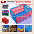 China supply quality products folding box mould/injection mould for folding box in Taizhou
