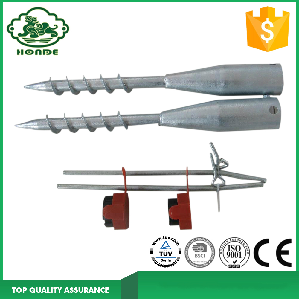 Tornillo de tierra Anchor Factory N68 * 560mm