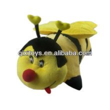 baby kids Bee hold pillow cartoon pillow on bed sofa,very nice design good quality, freeshipping