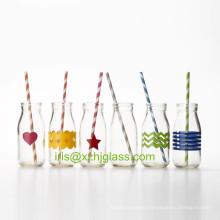 Xuzhou 300ml Glass Bottle Milk Bottles