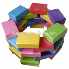 Blocs de construction EVA briques de mousse enfants EVA