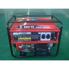 3.5/4/5/5.5/6KW red digital gasoline generator with digital display