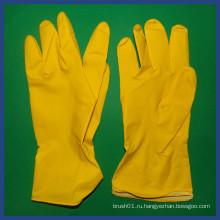 Перчатки резиновые хозяйственные Wjrj-0001