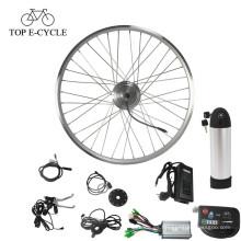 Kit eléctrico de la conversión de la bicicleta del motor del eje de rueda del equipo de la bici de 36V 250W