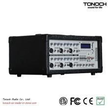 Emx6300ub 300 watts RMS de 6 canais PRO Audio Powered PA Mixer