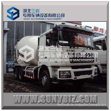 Shacman 6X4 12m3 Betonmischer LKW