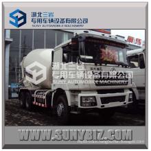 Shacman 6X4 12m3 Cement Concrete Mixer Truck